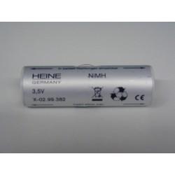 Eine Ersatzakku zu Otosckop 3.5 V
