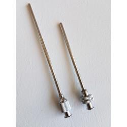 wasserdüsenansatz zu Ohrspülen 100 mm Luerlock