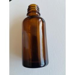 Flacon brun pour spray médicament Atmos