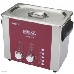 Ultraschallreiningungsgerät mit ablaufhahn  EMMI H40