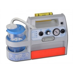 ASPIRATEUR MINI ASPEED EVO À BATTERIES 1 l - pour ambulances