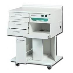 Unité GAMMA 1 pour podologie 60x45xh 77 cm petit