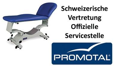 promotal schweizerische vertretung und offizielle Servicestelle
